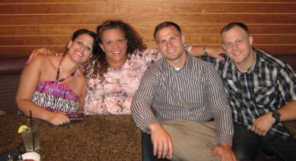 Shawna, Brenda Brown and her sons Jake & Bryan